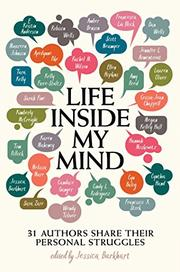 LIFE INSIDE MY MIND by Jessica Burkhart