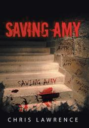 SAVING AMY by Chris Lawrence