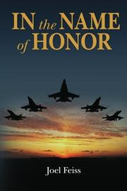 In the Name of Honor by Joel Feiss