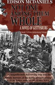Not One Among Them Whole by Edison McDaniels