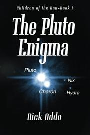 THE PLUTO ENIGMA by Nick Oddo