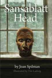SANSABLATT HEAD by Joan Spilman