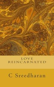 Love Reincarnated by C. Sreedharan