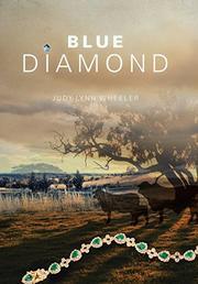 Blue Diamond by Judy-Lynn Wheeler
