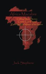 Africa Macabre by Jack Stephens