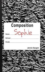 Sophie by Jennie Sargam