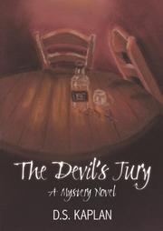 THE DEVIL'S JURY by D.S. Kaplan