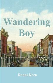 Wandering Boy by Ronni Kern