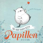 THE VERY FLUFFY KITTY, PAPILLON by A.N. Kang