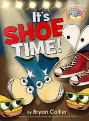 IT'S SHOE TIME! by Bryan Collier