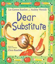 DEAR SUBSTITUTE by Audrey Vernick