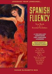 SPANISH FLUENCY by Susan Elizabeth Nus