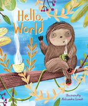HELLO, WORLD by Aleksandra Szmidt