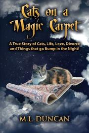 CATS ON A MAGIC CARPET by M L Duncan