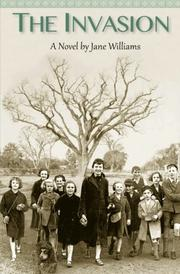 THE INVASION by Jane Williams
