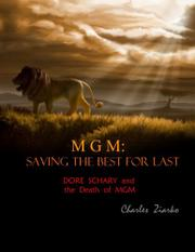 MGM: Saving The Best for Last by Charles Ziarko