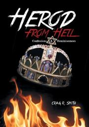 HEROD FROM HELL by Craig R. Smith