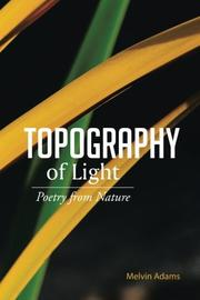 Topography of Light by Melvin Adams