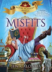 MISFITS by Jen Calonita