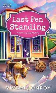LAST PEN STANDING  by Vivian  Conroy