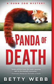 THE PANDA OF DEATH by Betty Webb