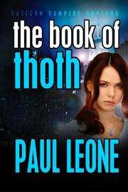 THE BOOK OF THOTH by Paul Leone