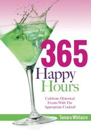 365 Happy Hours by Tamara Whitacre