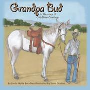 GRANDPA BUD by Linda Wylie BearDen