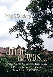 A TIME THAT WAS... by Philip S. Salisbury