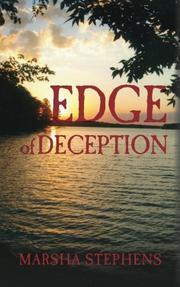 EDGE OF DECEPTION by Marsha Stephens