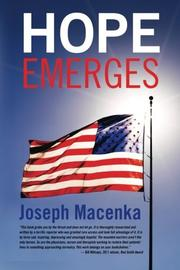 HOPE EMERGES by Joseph Macenka