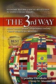 THE 3rd WAY by Upendra Chivukula