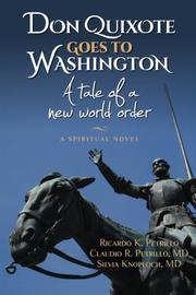 Don Quixote Goes to Washington by Ricardo K. Petrillo