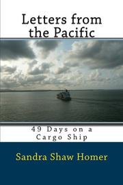 Letters from the Pacific by Sandra Shaw Homer