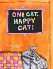 ONE CAT, HAPPY CAT! by Sally Osgood Lee