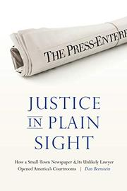 JUSTICE IN PLAIN SIGHT by Dan Bernstein