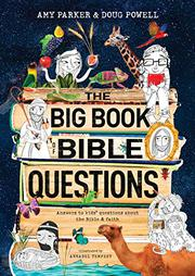 THE BIG BOOK OF BIBLE QUESTIONS by Amy Parker