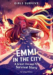 EMMI IN THE CITY by Salima Alikhan