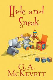 HIDE AND SNEAK  by G.A. McKevett