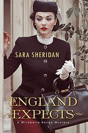 ENGLAND EXPECTS  by Sara Sheridan