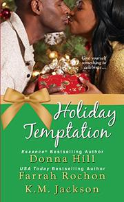 HOLIDAY TEMPTATION by Donna Hill
