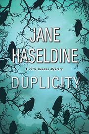 DUPLICITY  by Jane Haseldine