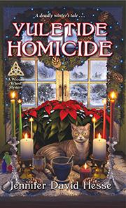 YULETIDE HOMICIDE by Jennifer David Hesse