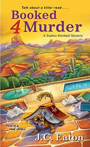 BOOKED 4 MURDER by J.C. Eaton