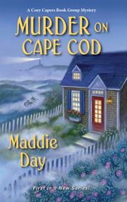 MURDER ON CAPE COD by Maddie Day