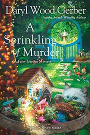 A SPRINKLING OF MURDER Cover