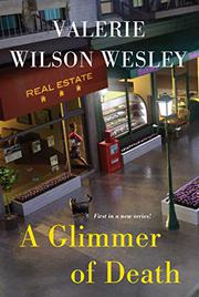 A GLIMMER OF DEATH by Valerie Wilson Wesley
