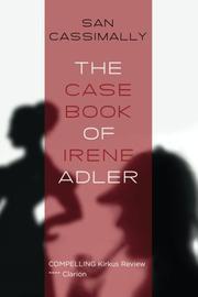 THE CASE BOOK OF IRENE ADLER Cover