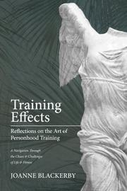Training Effects by Joanne Blackerby