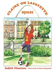 Claire on Lafayette Square by Judith Chouteau